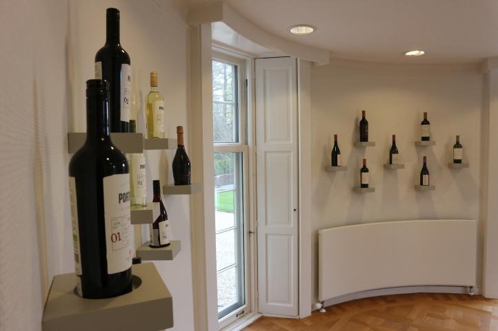 Proef de Salentein wijnen.